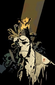 Hellboy The Fury 3 Mike Mignola